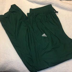 Like new adidas workout pants super soft size XL